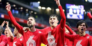 Salzburg in der Champions League