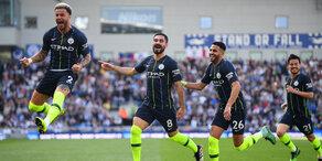 Manchester City ist englischer Meister