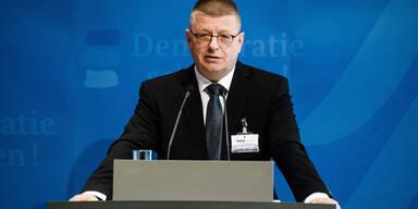 Deutscher Verfassungsschutz spricht Österreich Misstrauen aus