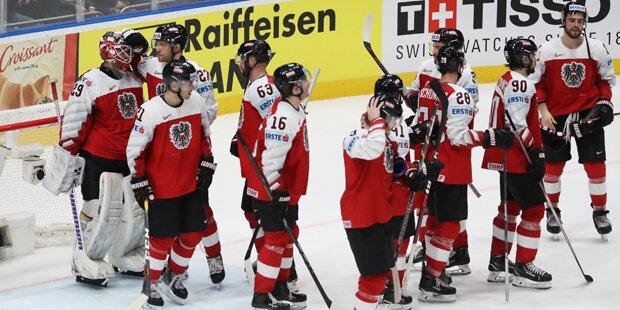 1:9! Österreich mit Mega-Debakel gegen Schweden