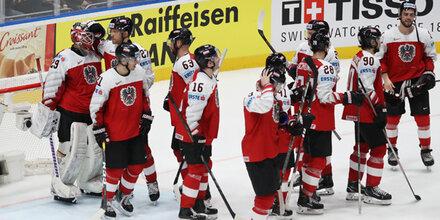 Eishockey-WM: Österreich steigt ab