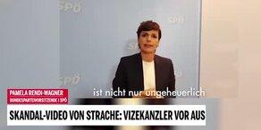 Das sagt Rendi-Wagner zur Strache-Affäre