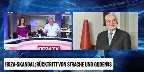 ÖVP-Grande spricht sich für Schwarz-Rot aus