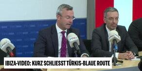 Hofer & Kickl zur Staatskrise