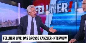Kanzler Kurz bei Fellner! LIVE