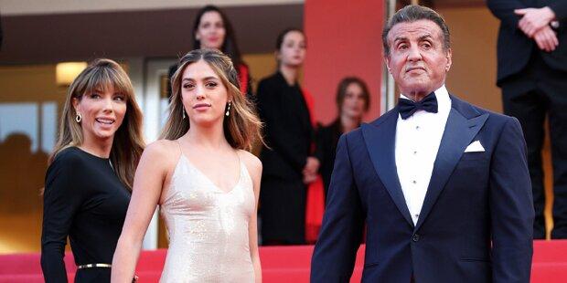 Stars rockten Finale in Cannes