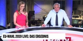 Kurz im oe24.TV-Interview nach Erdrutsch-Sieg
