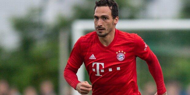 Hummels-Comeback? Dortmund jagt Bayern-Star