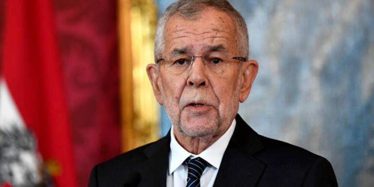 UN-Migrationspakt für Van der Bellen abgehakt