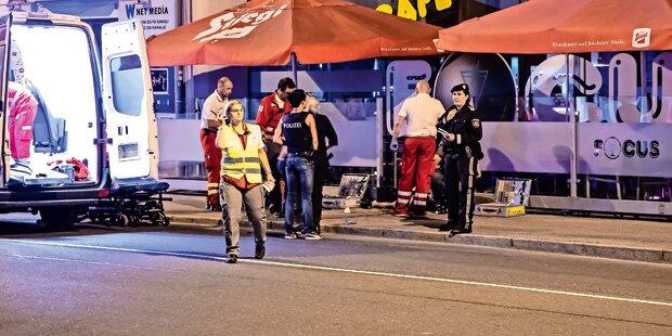 Festnahme in Düsseldorf