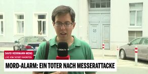Mord-Alarm in Wien: 24-Jähriger erstochen