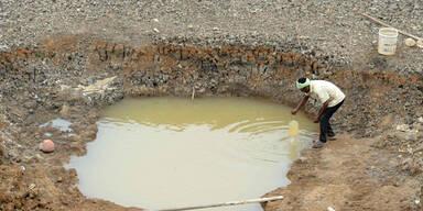 Wassermangel in Indien wird immer dramatischer