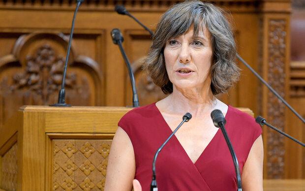 Birgit Hebei: Wiens neue Vizebürgermeisterin