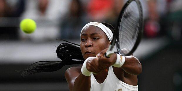 Serena Williams schwärmt von Wunderkind Gauff