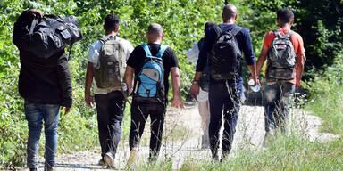 Illegale Migration auf neuer Balkanroute nimmt wieder zu