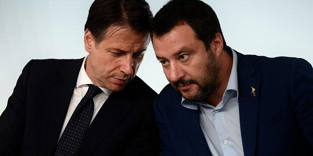 Italiens Regierungskrise könnte sich zur Wirtschaftskrise ausweiten