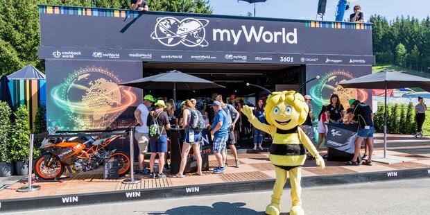 Heißes Rennwochenende in Spielberg: myWorld Motorrad Grand Prix von Österreich war ein voller Erfolg