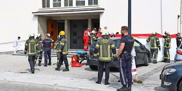 Unfall vor Kirche: Trauer um Perla