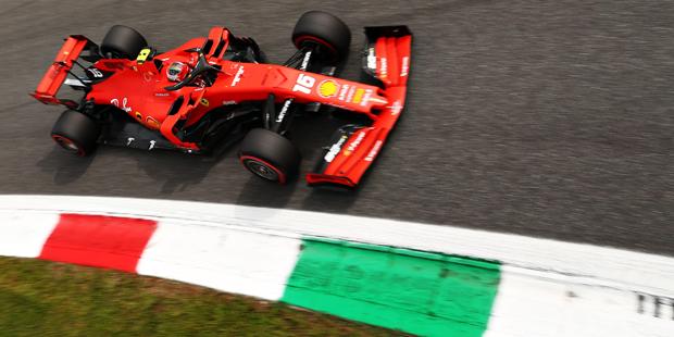 Leclerc holt für Ferrari Heimsieg in Monza