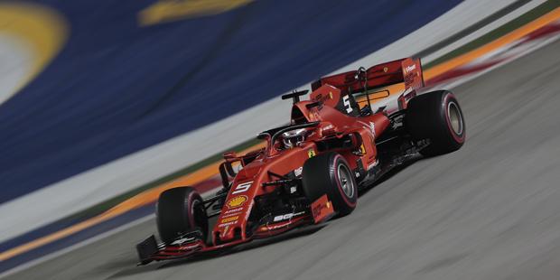 Ferrari-Doppelsieg!