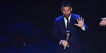 Messi zum Weltfußballer gewählt