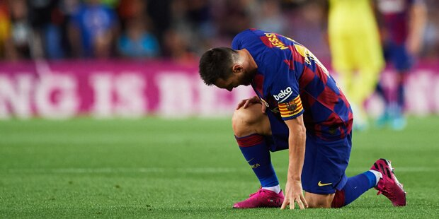 Verletzungs-Schock! Sorge um Lionel Messi