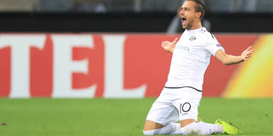 WAC beeindruckt mit 1:1 gegen AS Roma