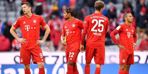2:1! Hoffenheim schockt Bayern nach Tottenham-Spektakel