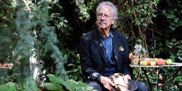 Nobelpreis: Die Welt feiert Peter Handke