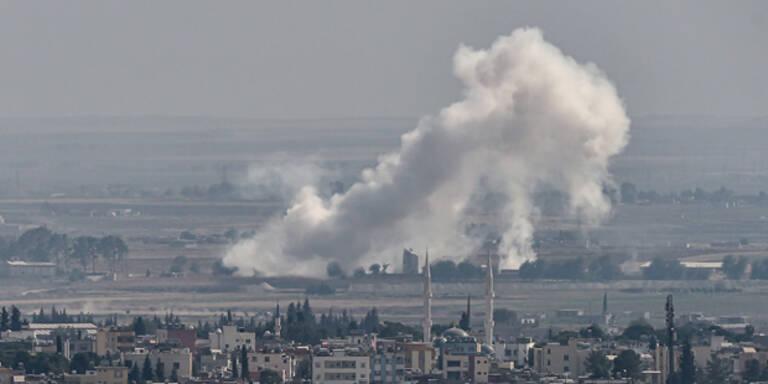 Trotz Waffenruhe 18 Tote bei Angriffen auf syrisches Rebellengebiet
