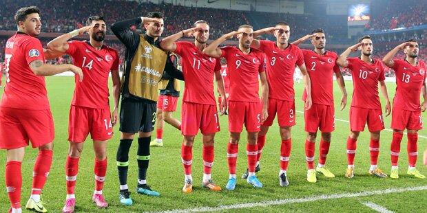 Skandal um Türken-Jubel: UEFA leitet Verfahren ein