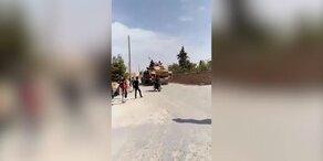 Assads Truppen kurz vor Panzerschlacht mit Erdogans Armee