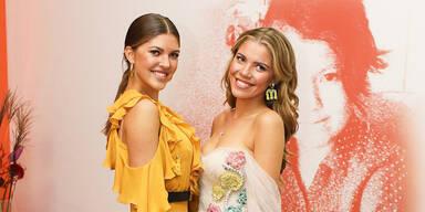 Paulina und Victoria Swarovski