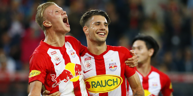 FC Red Bull Salzburg gegen WSG Tirol
