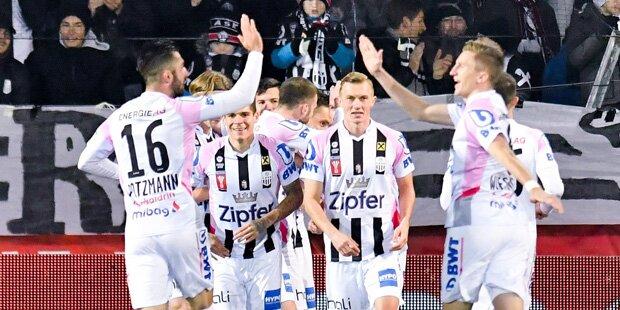 ÖFB-Cup: LASK siegt im Bundesligsten-Duell