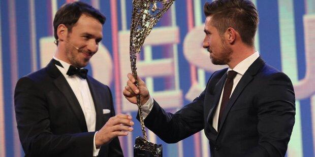 Hirscher erneut Sportler des Jahres