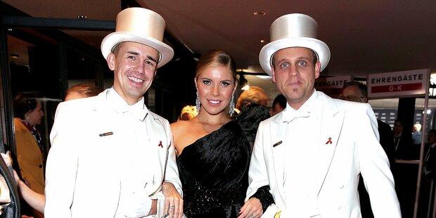 Swarovski & Meis glänzen bei Berliner Opern-Gala
