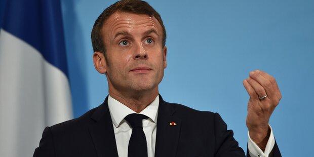 Macron nennt Bosnien