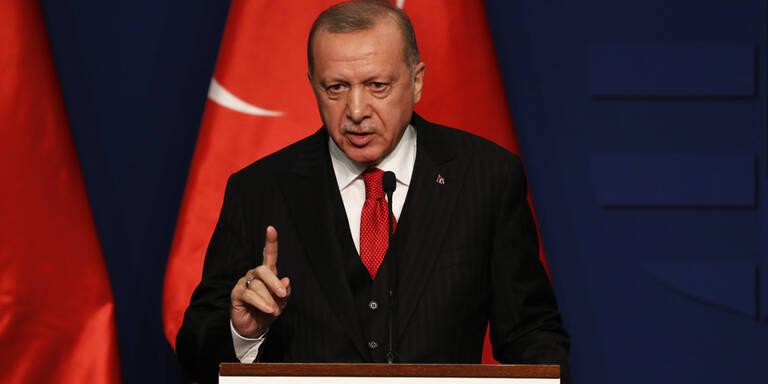 EU streicht Erdogan jetzt 504 Millionen Euro