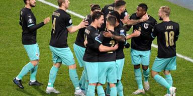 ÖFB-Team schießt sich zur EURO