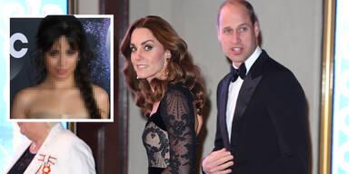 Camilla cabello will Kate