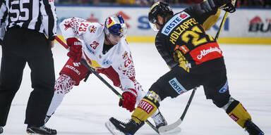 Eishockey: Bullen gewinnen
