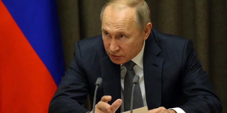 Putin schlägt Volksabstimmung über Verfassungsreform vor