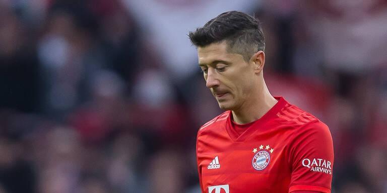 "Komplikationen! Bayern ohne ""Lewy"" in Doha"