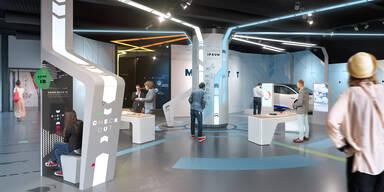 Zentrum für E-Mobilität in Salzburg