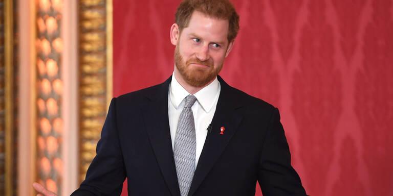 Prinz Harry feuert sein Personal
