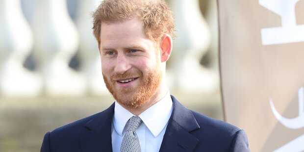 Prinz Harrys geheime Facebook-Identität
