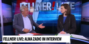 Alma Zadic bei Fellner! LIVE - Teil 2