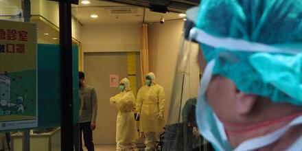 China-Virus: Erster Verdacht in Deutschland
