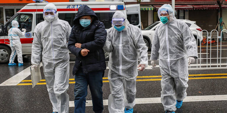 China: 170 Tote, 7.711 Krankheitsfälle